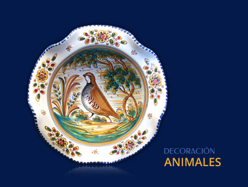 Decoraci�n Animales
