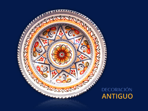 Decoraci�n Antiguo